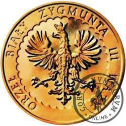 Orzeł Biały Zygmunta III Wazy (4/7)
