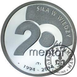 MENTOR S.A. (20-lecie działalności firmy)
