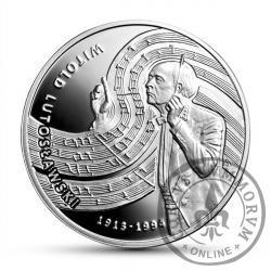 10 złotych - Witold Lutosławski