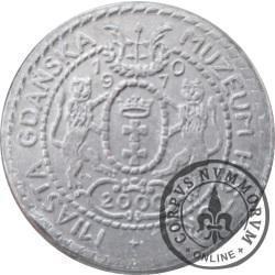 1 gulden / Muzeum Historii Miasta Gdańska (żeton reklamowy)