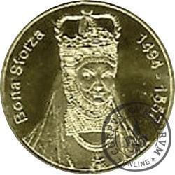 1 kwartnik sanocki (Bona Sforza)