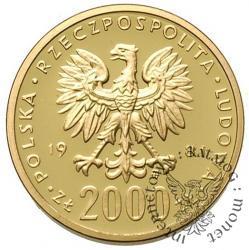 2000 złotych - Bolesław Śmiały