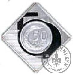50 groszy - klipa Ag