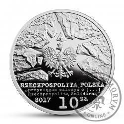 10 złotych - 35-lecie Solidarności Walczącej