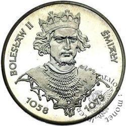 200 złotych - Bolesław II Śmiały