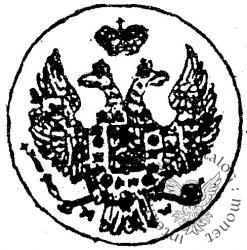 1 grosz - duży orzeł JEDEN