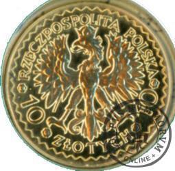 10 złotych - Chrobry