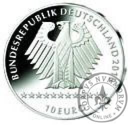 10 euro -   Mistrzostwa Świata w narciarstie alpejskim - Garmisch - Partenkirchen