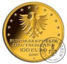 100 euro -  Miasto Hanzeatyckie Lubeka