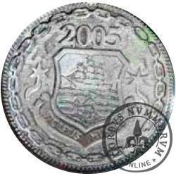 1 denar ustecki 2005 (Sn)