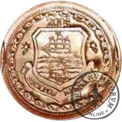1 denar ustecki 2006 (Cu)