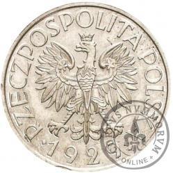 1 złoty - ornament, Al PRÓBA Nowe Bicie