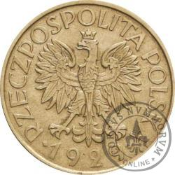 1 złoty - ornament, nikiel 26 mm