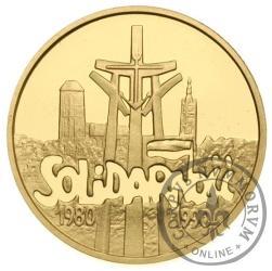 100 000 złotych - Solidarność 1980-1990