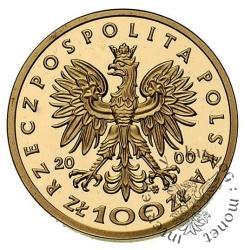 100 złotych - królowa Jadwiga