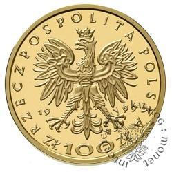 100 złotych - Zygmunt II August