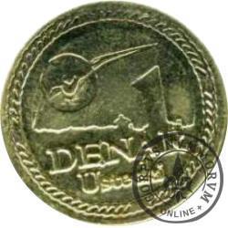 1 denar ustecki - EURO 2012 (M)