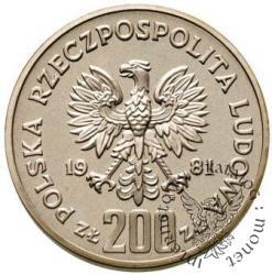 200 złotych - Władysław I Herman