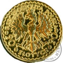 20 złotych - Chrobry