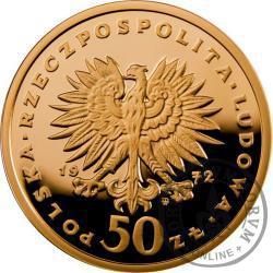 50 złotych - Fryderyk Chopin - Au replika