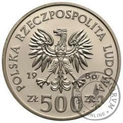 500 złotych - Władysław Łokietek