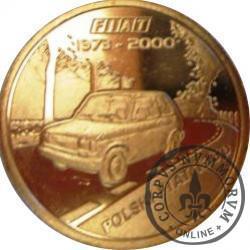PKN ORLEN (I emisja) - Kultowe Polskie Samochody / Fiat 126p
