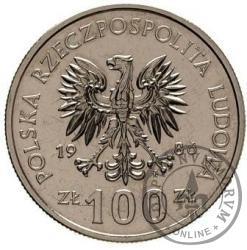 100 złotych - Łokietek