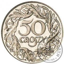 50 groszy - nikiel st. L
