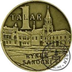 1 talar - Sanok / Skansen - STUDNIA (mosiądz)