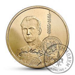 2 złote - Jan Karski