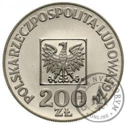 200 złotych - XXX lat PRL - st. L