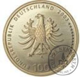 100 euro -  Miasto Quedlinburg