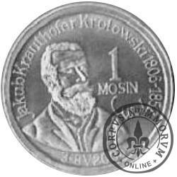 1 mosin (Ag) - Jakub Krotowski-Krauthofer