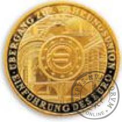 100 euro -  Uniawalutowa -Wprowadzenie Euro