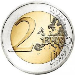 2 euro - Benedykt XVI