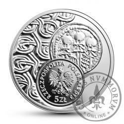 5 złotych - denar Bolesława Śmiałego