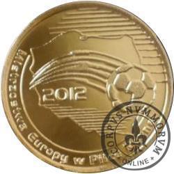 Mistrzostwa Europy w Piłce Nożnej 2012 - Warszawa (golden nordic pozłacany)