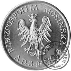 1 mosin (Ag) - gen. Krzysztof Arciszewski
