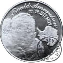 RAK - Roald Amundsen (mosiądz posrebrzany)