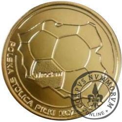 Mistrzostwa Europy w Piłce Nożnej 2012 - Wrocław (golden nordic pozłacany)