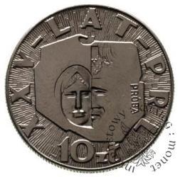 10 złotych - XXV lat PRL