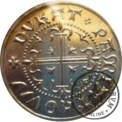 dukat pamiątkowy - Grunwald 15.VII 1410