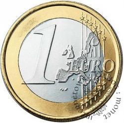 1 euro (J)