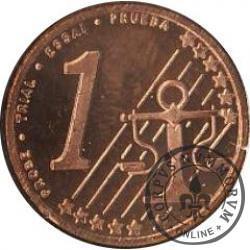 1 cent (Cu - typ II)