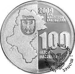 100 marek polskich - Wojciech Korfanty (Ag)