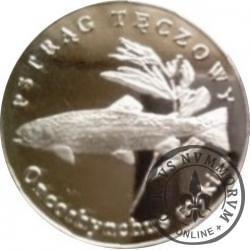 10 złotych rybek (alpaka) - LVIII emisja / PSTRĄG TĘCZOWY