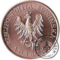 1 mosin (Cu) - gen. Krzysztof Arciszewski
