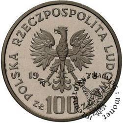 100 złotych - bóbr