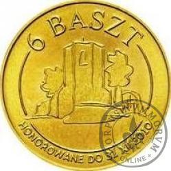 6 baszt - Ostrzeszów (st. odwrócony)