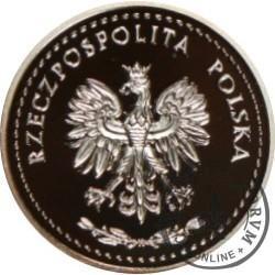 SYMBOLE NARODOWE POLSKI - HISTORIA GODŁA POLSKIEGO / Orzeł Rzeczpospolitej Polskiej (CuNi - II emisja)